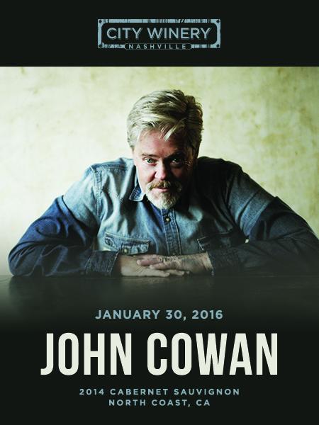 JOHN COWAN SIGNATURE SERIES WINE