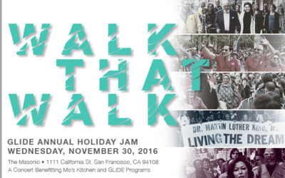 JOHN COWAN JOINS DOOBIE BROTHER BANDMATE TOM JOHNSTON AND VOCALIST LAURA JOHNSTON FOR GLIDE'S ANNUAL HOLIDAY JAM: WALK THAT WALK